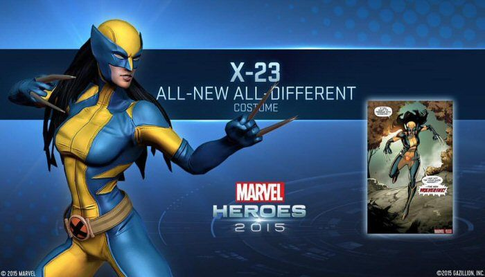 Biggest Update Ever: Guide to X-23