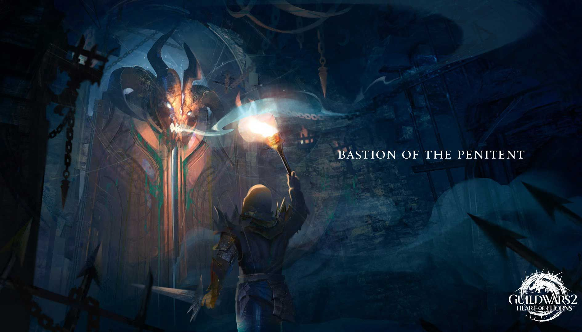 The Demons of Bastion of the Penitent - Guild Wars 2 News
