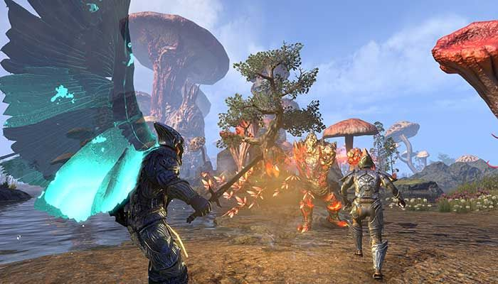 The Warden is ESO's First True Hybrid Class