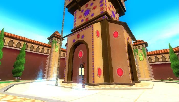 On the Side - Wizard101 Columns