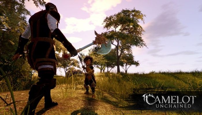 A Thirst-Quenching MMORPG - Camelot Unchained News
