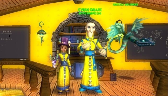 Teacher's Pet - Wizard101 - MMORPG.com
