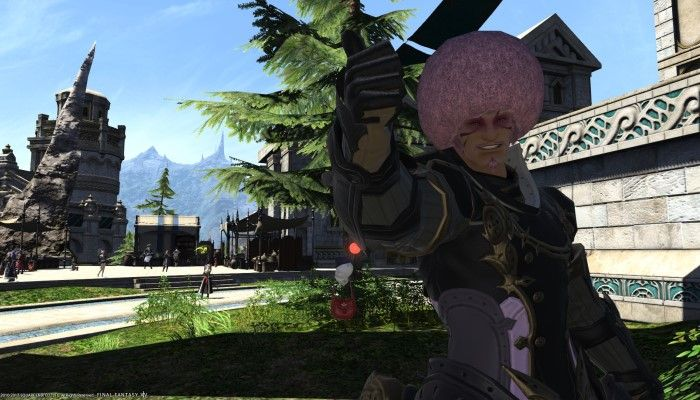 In Good Company - Finding Your Place in FFXIV