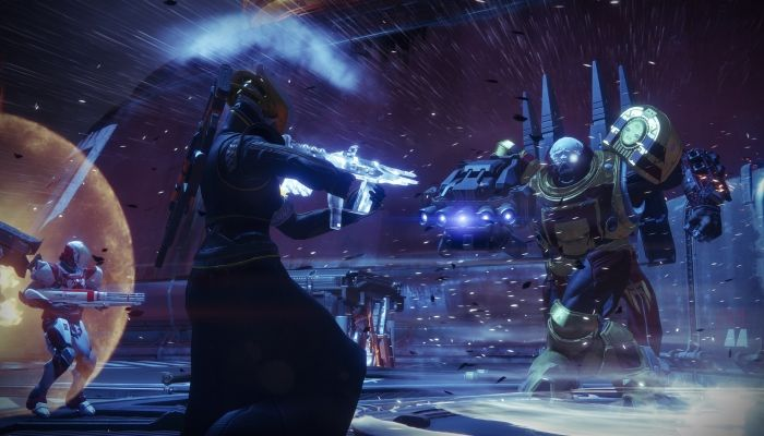 Playing on PC - Tackling the New Inverted Spire Strike - Destiny 2 - MMORPG.com