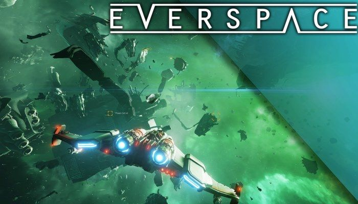 Everspace Review - The Last Starfighter