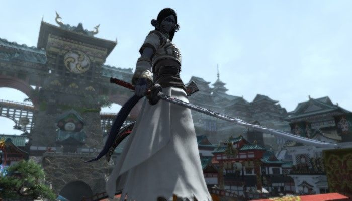 Stormblood Week 1 - Rise of the Samurai - Final Fantasy XIV Columns