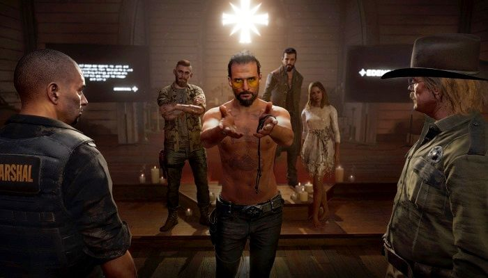 Ubisoft Announces Inside Eden's Gate, a Far Cry 5 Short Film