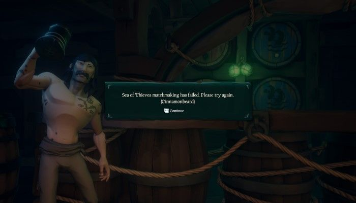 Sea of Thieves Will Be Offline For Five Hours Tomorrow