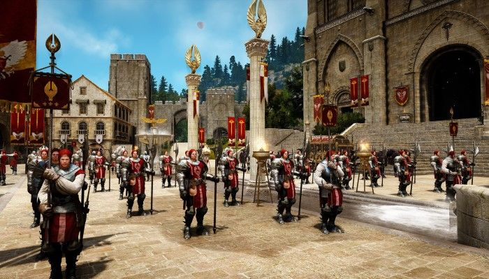 XBox One Black Desert Preview - Road Trading to Top