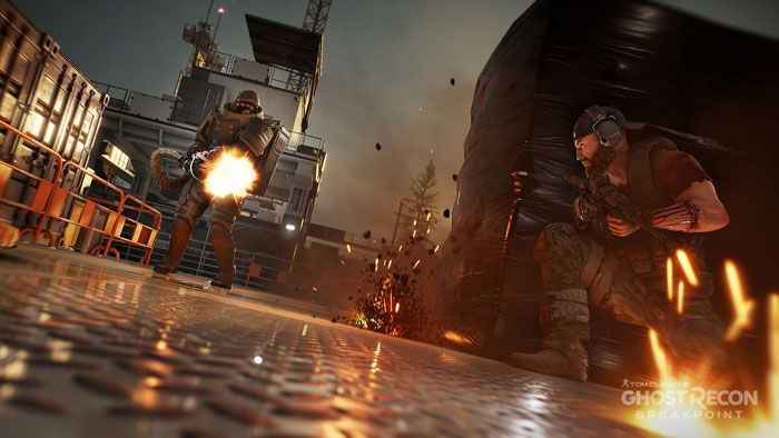 Ubisoft details Ghost Recon Breakpoint's first raid event