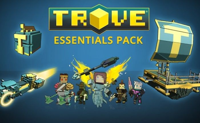 New Essentials Pack to Jump Start Your Adventures   Trove   MMORPG.com