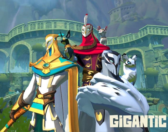 Motiga Signs Publishing Deal with Perfect World | Gigantic | MMORPG.com