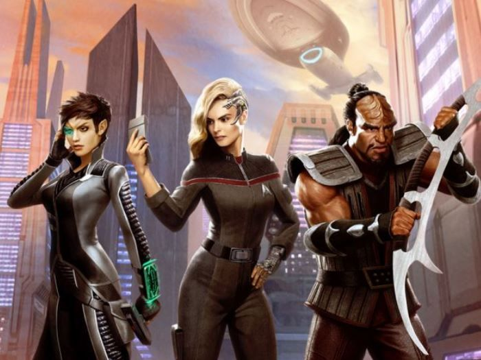 Console Announcement Gives Reason for Graphics Update - Star Trek Online News