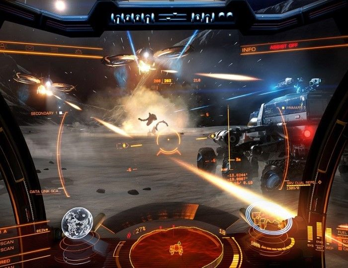 Horizons for XBox One Ready to Roll on June 3rd | Elite: Dangerous | MMORPG.com