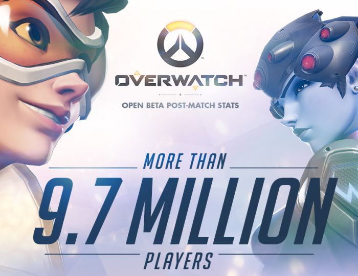 Open Beta By the Numbers - 326M Bastions Destroyed   Overwatch   MMORPG.com