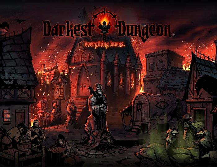 Everything Burns Adds Forty New Town Events | Darkest Dungeon | MMORPG.com