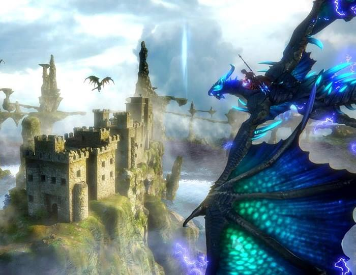Standard & 'Non-Targeted' Action Mode to be Included - Riders of Icarus - MMORPG.com