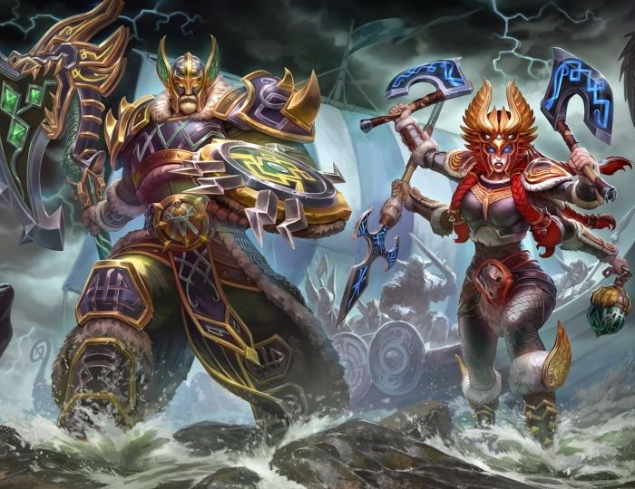 Unlock Special Items with the Viking Invasion Pass - SMITE News