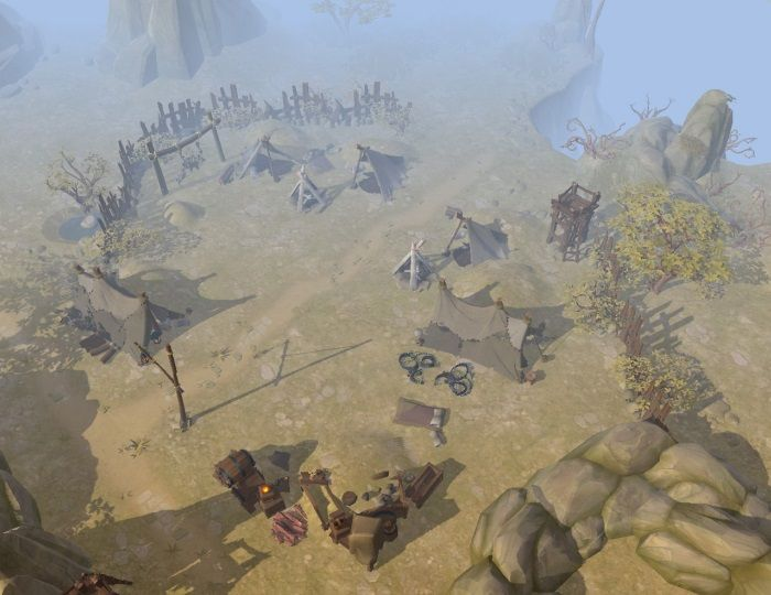 Adventures in the Steppe Biome   Albion Online   MMORPG.com