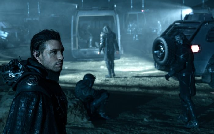 new kingsglaive movie images surface final fantasy xv