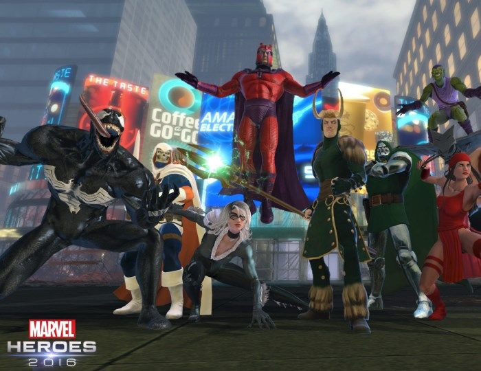 Big Happenings to Celebrate Third Anniversary - Marvel Heroes Omega News