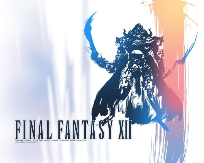 Final Fantasy XII - HD Remaster for PS4 in the Works