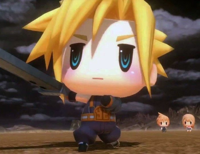 New Title, World of Final Fantasy, Coming This Fall
