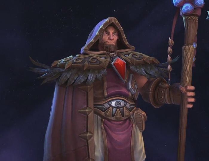Medivh & His Invincible Raven Form | Heroes of the Storm | MMORPG.com