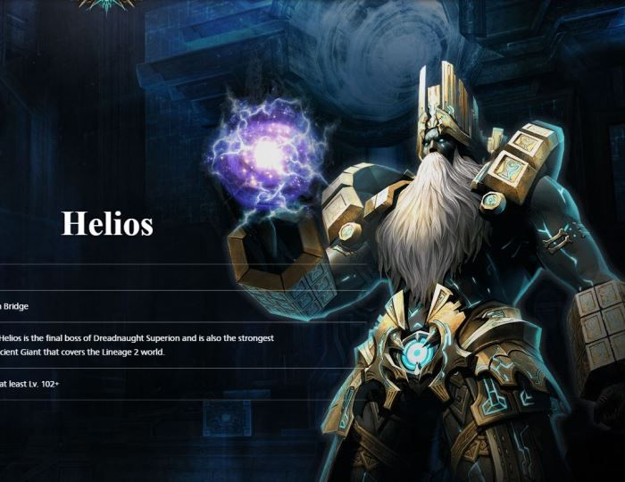 Helios Content Expansion Coming June 29th - Lineage 2 News