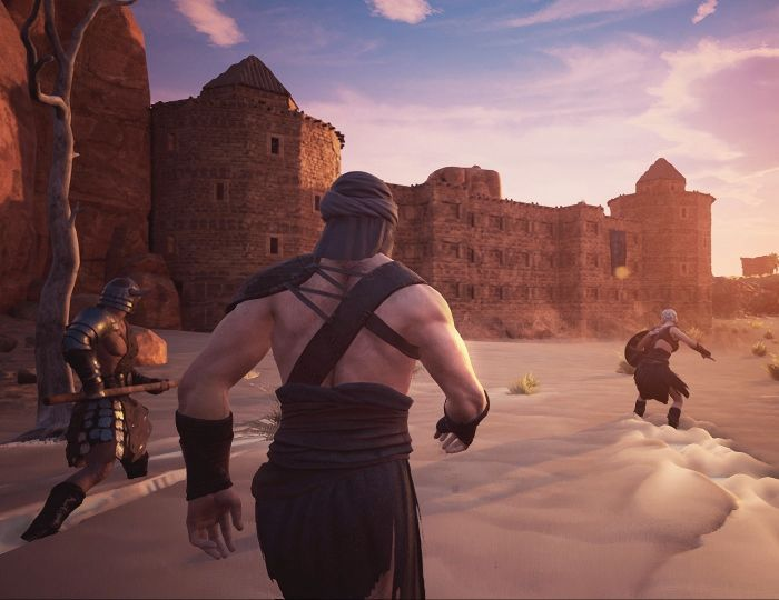 Set Phasers to FUN(com) - Early Access Coming Sep 13th | Conan Exiles | MMORPG.com