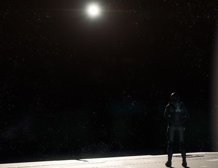 Glimpses Of The Persistent World In Alpha 2.4 - Star Citizen News