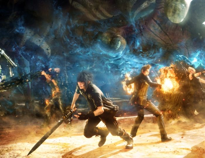 VR Support Revealed During Sony Event | Final Fantasy XV | MMORPG.com