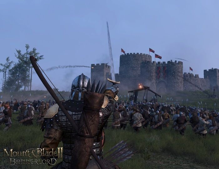 Mount & Blade II - Bannerlord Siege Mode Previewed