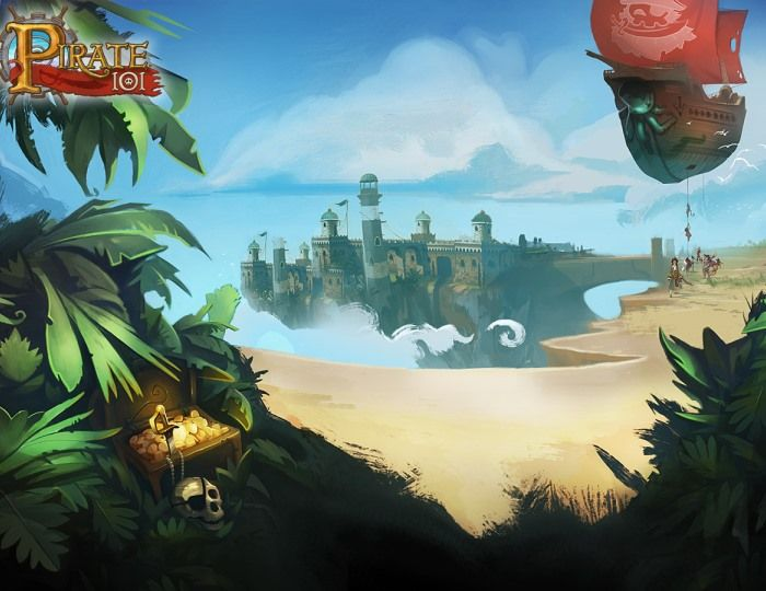 Valencia Part 2 Update Goes Live - Pirate101 News