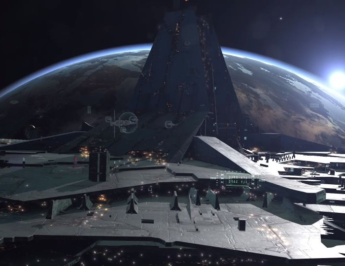 'Baby' Citadel Bigger Than The Empire State Building - EVE Online News