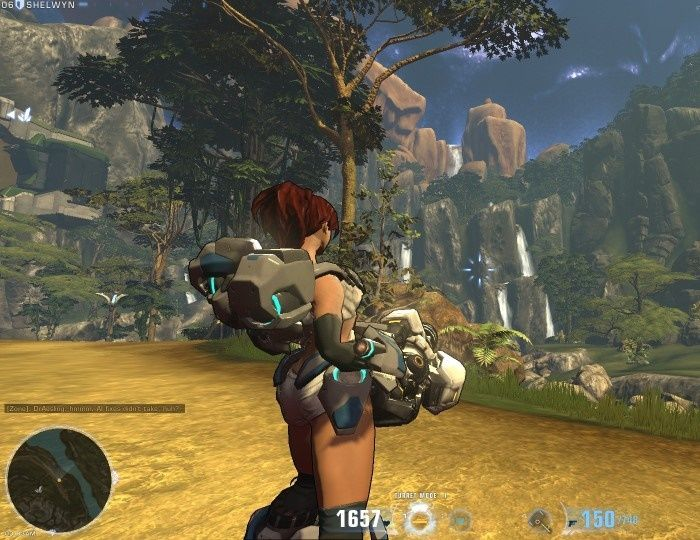 Headed To Mobile Devices & PS4 | Firefall | MMORPG.com