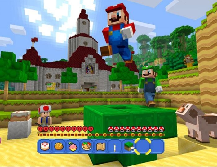 Wii U Edition Launches in the US - Minecraft News