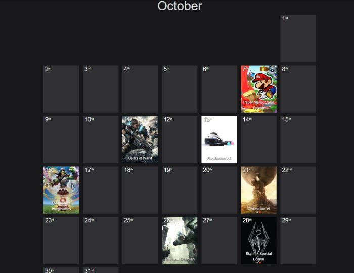 Tracking the Road to Release with New Visual Calendar