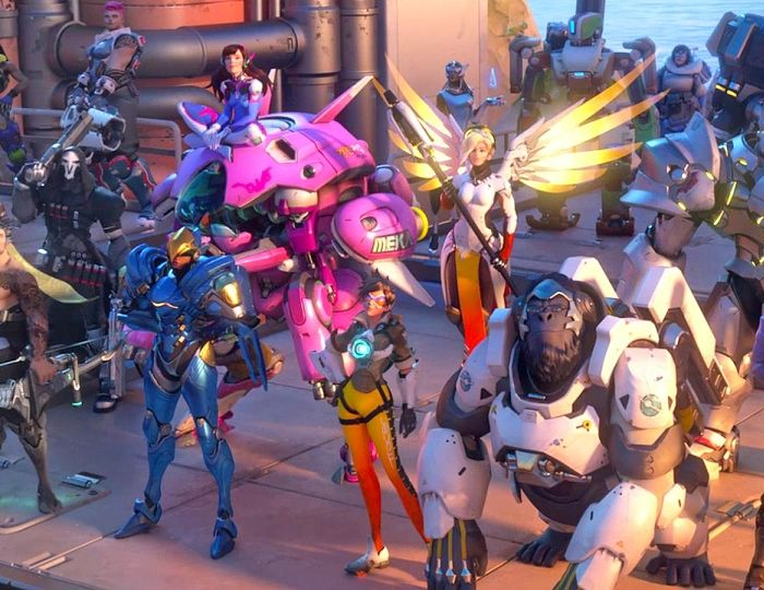 Competitive Mode Launching Today for PC Only | Overwatch | MMORPG.com