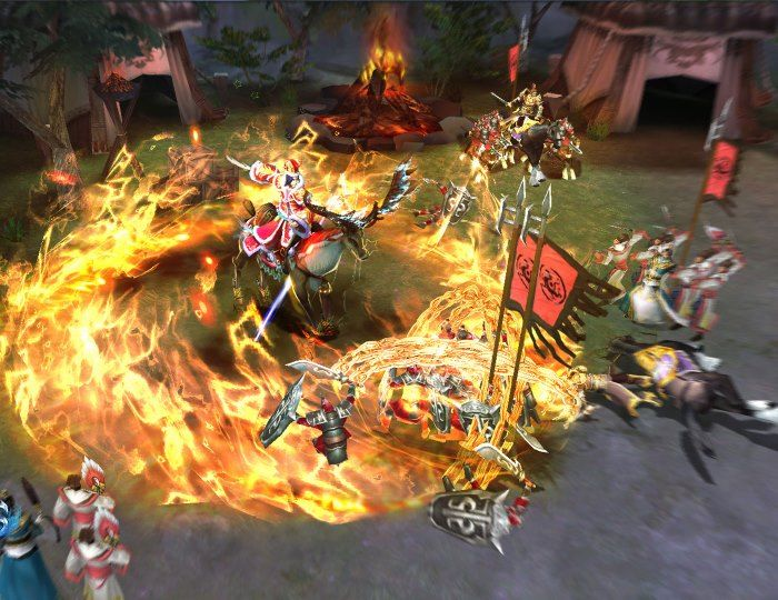 Kingdom Warriors - Snail Games Launches Mobile RPG