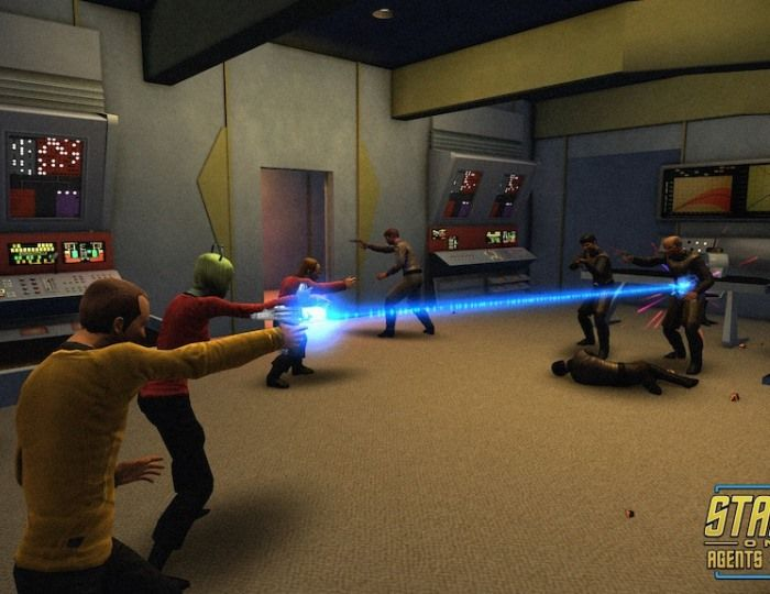Step into the Transporter: Agents of Yesterday Goes Live - Star Trek Online News