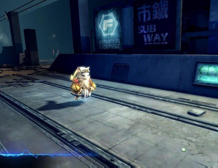 Kat the Cat from Lineage II Profiled in New Masters Video   MXM: Master X Master   MMORPG.com