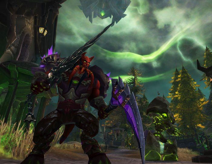 Demon Invasions to Launch in Mid-August | World of Warcraft | MMORPG.com