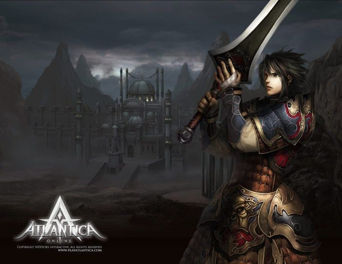 Nexon, Daum & Ndoors Cut Ties, New Publisher Named - Atlantica Online News