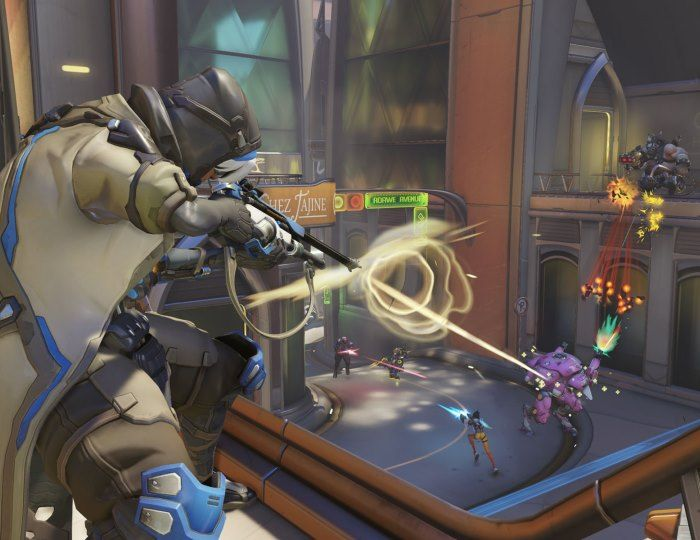 First New Hero, Ana, Added to the Rotation | Overwatch | MMORPG.com