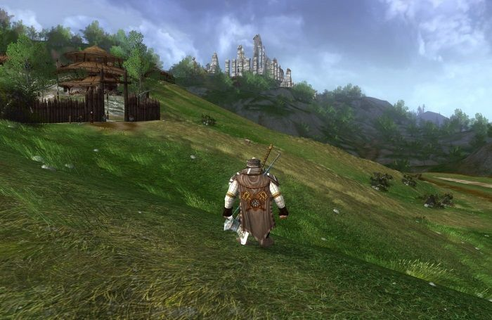 Entering Mordor Needs to be 'Big' to Do It Justice - Lord of the Rings Online News