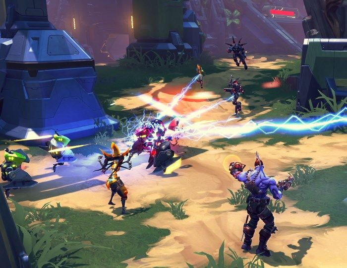 New Character to Be Released on July 28th | Battleborn | MMORPG.com