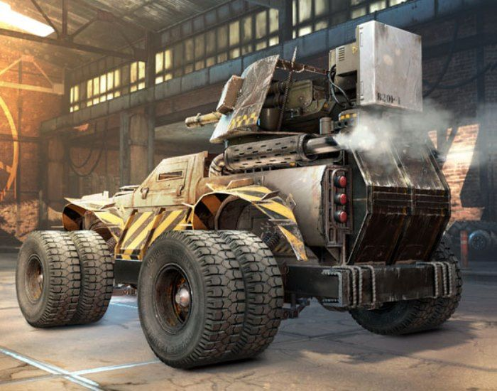 New Mechanic For Obtaining Parts Detailed | Crossout | MMORPG.com