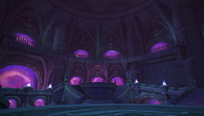 The Leveling Experience Detailed & Dungeon Preview - World of Warcraft - MMORPG.com