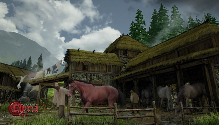 A Look at Families, Time Progression & Character Development | Chronicles of Elyria | MMORPG.com